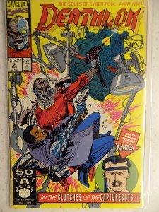 Deathlok #2 (1991)