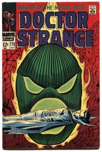 DOCTOR STRANGE #173-ADKINS ART-MARVEL
