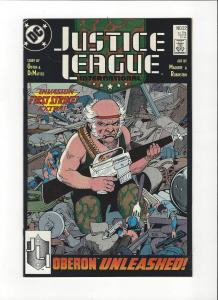 Justice League International #22 1987 DC Comics Copper Age  NM