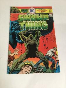 Swamp Thing 19 Vf Very Fine 8.0 DC Comics Bronze