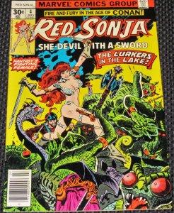 Red Sonja #4 (1977)