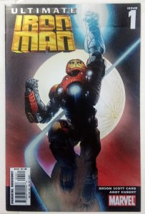 ULTIMATE IRON MAN #1 (VF/NM) Marvel Comics