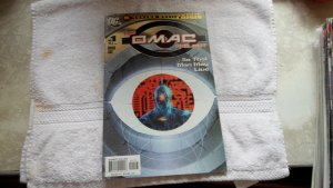 05 DC COMICS THE OMAC PROJECT # 1 OF 6