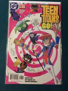 Teen Titans Go! #8