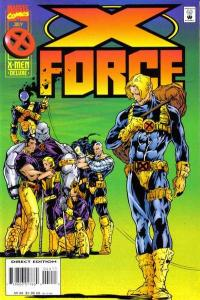 X-Force (1991 series) #44, NM (Stock photo)