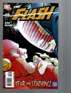 10 DC Comics The Flash # 238 239 240 241 242 243 244 245 246 247 J439