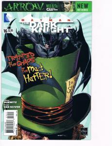 Batman The Dark Knight # 16 The New 52 VF/NM DC Comic Books Hi-Res Scans WOW!!!!
