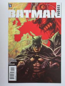 Batman Europa (DC 2016) #1 Lee Bermejo Retail Incentive Variant Casali Azzarello