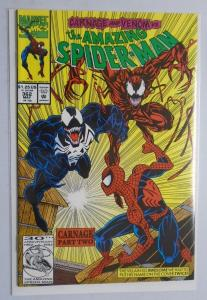 The Amazing Spider-Man # 362 8.0 VF (1992)