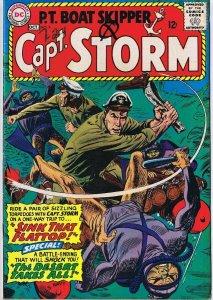 Capt Storm #9 ORIGINAL Vintage 1965 DC Comics