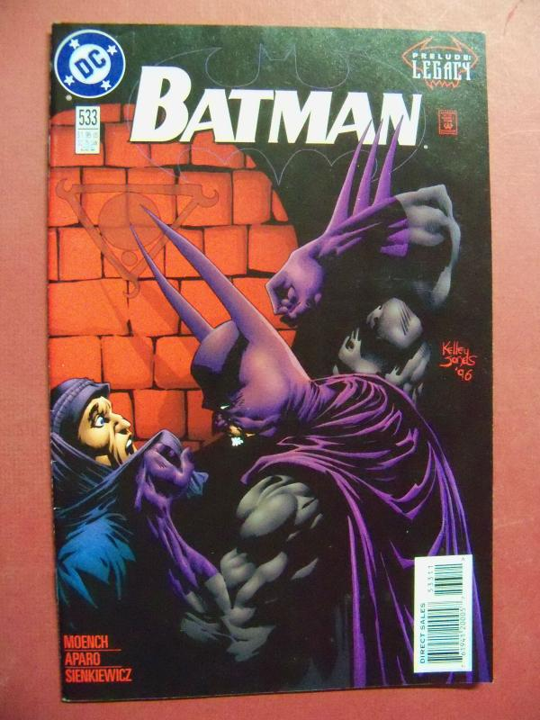 BATMAN #533 (Near Mint 9.4 or better) DC COMICS  1996