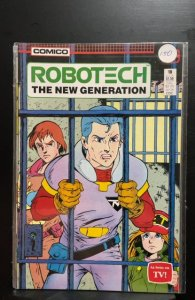 Robotech: The New Generation #18 (1987)