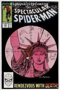 SPECTACULAR SPIDER-MAN #140, NM-, Punisher, Buscema, more in our store