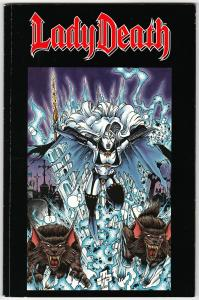 Lady Death The Reckoning TPB 3rd Printing (Chaos, 1995) FN