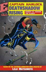 Captain Harlock: Deathshadow Rising #3 VF; Eternity | save on shipping - details