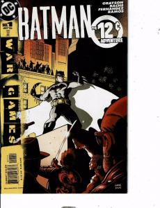 Lot Of 2 DC Comic Book Batman 12c Adventure #1 and Batman Nevermore #2   AB5