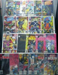 SPIRITS OF VENGEANCE (Marvel, 1992) #1-23 COMPLETE! Ghost Rider, Blaze, Venom!