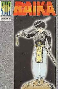 Raika #5 VF/NM; Sun | save on shipping - details inside