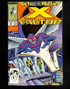X-Factor (1986) #24 1st Archangel!