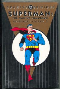 Superman: The Man of Tomorrow Archives 2 hardcover- sealed