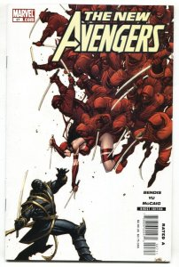 New Avengers #27 -1st appearance of Hawkeye as RONIN.