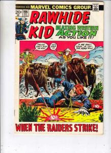 Rawhide Kid #106 (Dec-72) VF/NM High-Grade Rawhide Kid