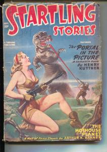 Startling Stories-Pulp-9/1949-Arthur C. Clarke-Henry Kuttner