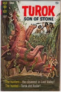 Turok Son of Stone #68 (Jan-70) FN/VF+ High-Grade Turok, Andar