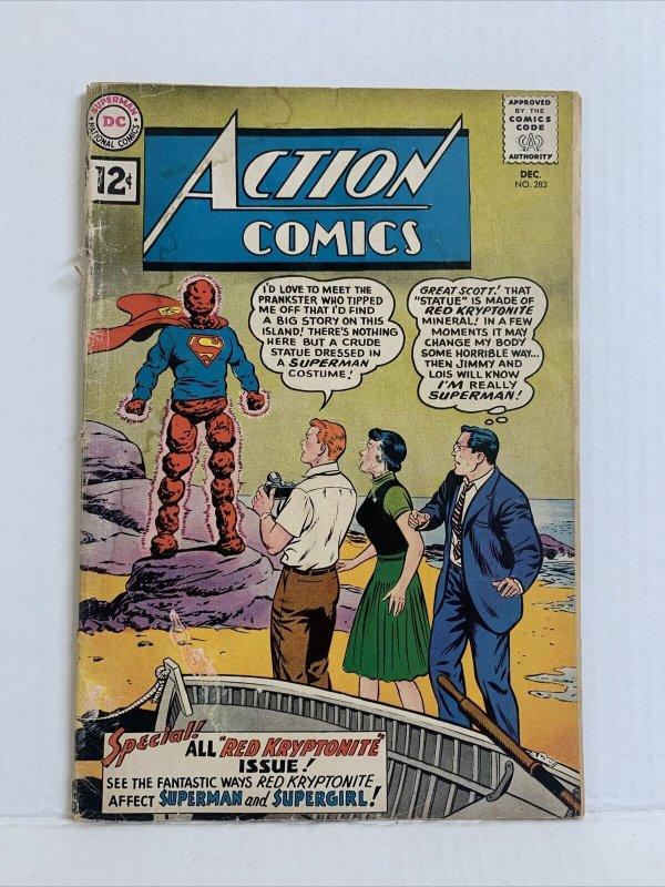 Action Comics #283