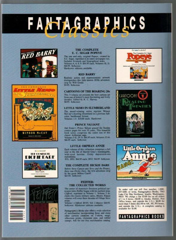 Prince Valiant #16c1990-Fantagraphics-color reprint-Hal Foster-Love & War-VF