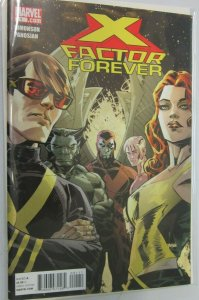 X-Factor forever #1 6.0 FN (2010)