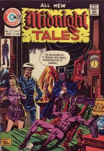 Midnight Tales #13 (Jun-75) VF/NM- High-Grade