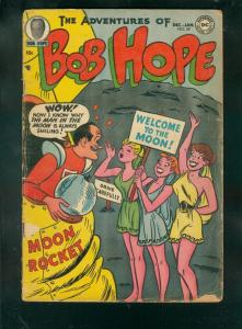 ADVENTURES OF BOB HOPE #24 1953-DC COMICS G