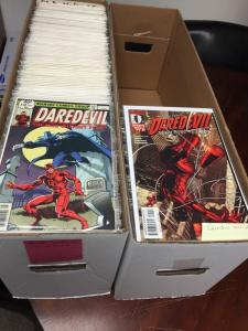 Daredevil 133-167 169-380 1-5 1-70 One Shots Mini's 350 Book Lot Near Mint
