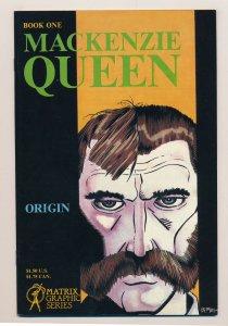 Mackenzie Queen (1985) #1 VF