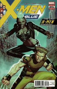 X-Men Blue #23 (Marvel, 2018) NM