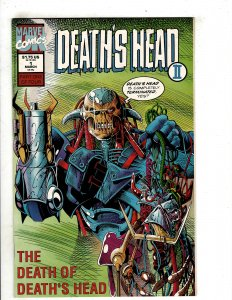 Death's Head II (UK) #1 (1992) OF26
