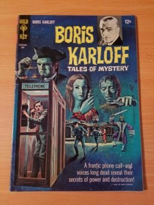 Boris Karloff Tales of Mystery #14 ~ VERY FINE VF ~ (1966, Gold Key Comics)
