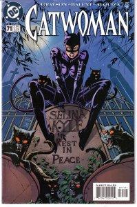 Catwoman(Vol. 1)#71 -77,79  No Man's Land X-vr !!!