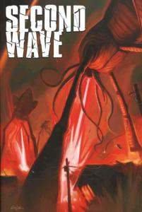 Second Wave TPB #1 VF/NM; Boom! | save on shipping - details inside