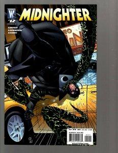 12 Comics Midnighter #12 15-19 Black Tide #1 Black and White #1-3 and more EK22