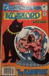 Warlord #63 (1982)