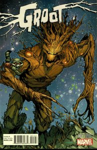 Groot #1 - NM - Variant Cover