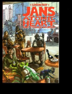 Jans Atomic Heart and Other Stories Image Comic Book TPB Graphic Novel J401