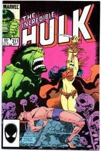 HULK #311, VF/NM, Incredible, Bruce Banner, Mignola, 1968 1985, Marvel