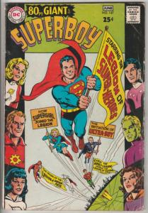 Superboy #147 (Jun-68) VG+ Affordable-Grade Superboy