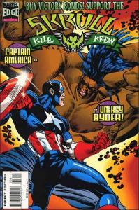 Marvel SKRULL KILL KREW (1995 Series) #3 NM