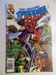 AMAZING SPIDER-MAN # 421 MARVEL ACTION  ADVENTURE