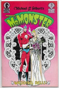 Doc Stearn Mister Monster   vol. 2   # 3 VG