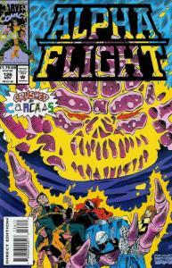 Alpha Flight (1st Series) #126 VF/NM; Marvel | save on shipping - details inside